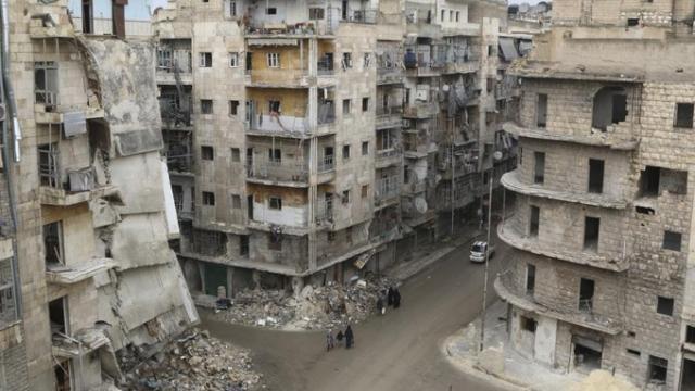 2016.07.15 en-syrie-les-images-des-villes-devastees-par-la-guerre