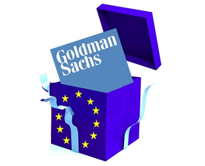 2016.07.17 sous la coupe de Goldman Sachs