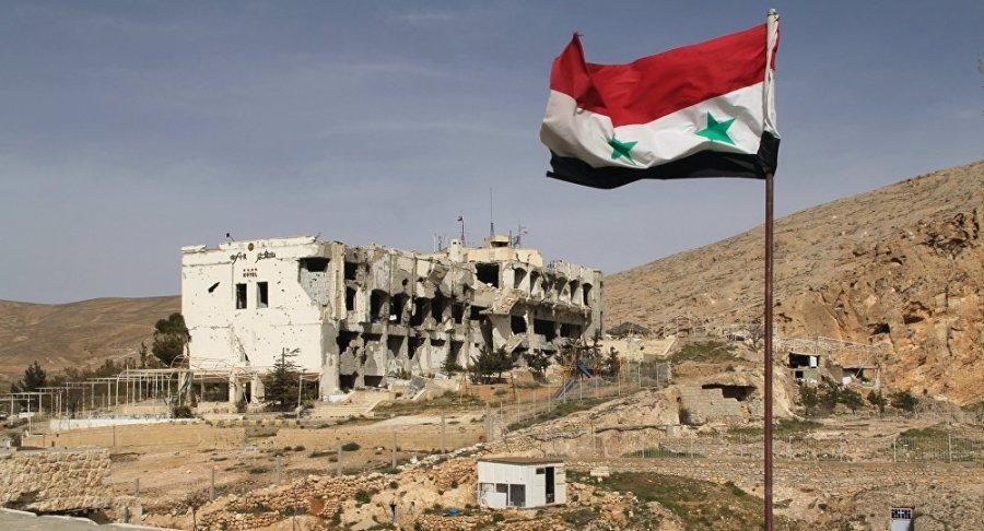 2016.07.25 syrie drapeau guerre triste 1019010682