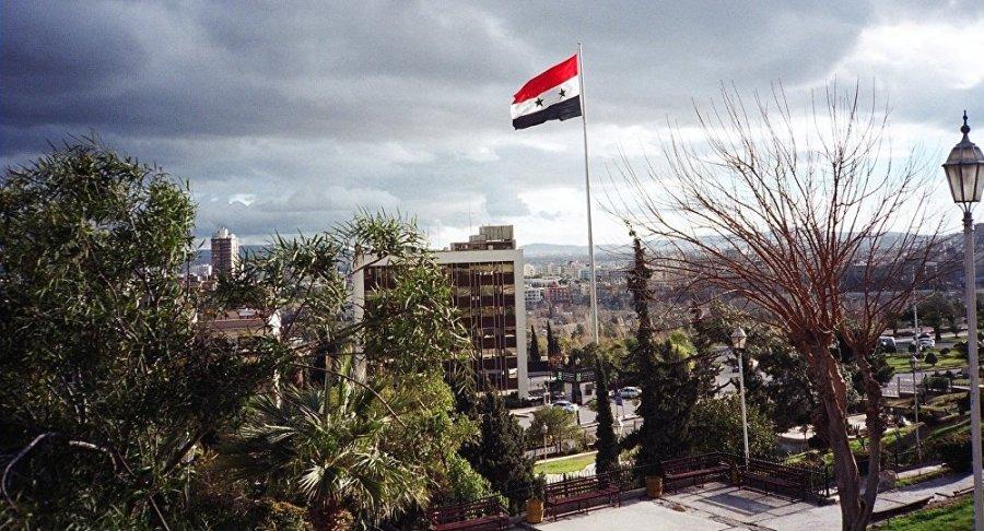2016.07.25 syrie drapeau ville 1023514861