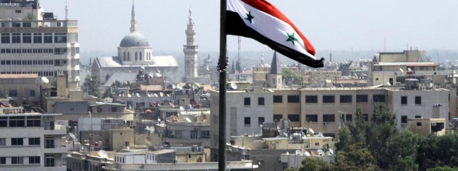 2016.07.25 syrie ville drapeau 910679