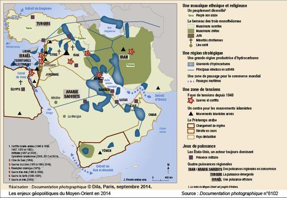 2016.08.04 Les-enjeux-geopolitiques-du-Moyen-Orient-en-2014_large_carte