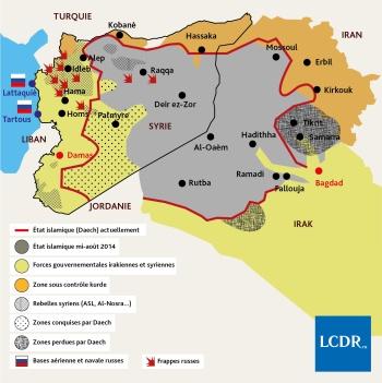 1145 - Pacte syrien : sur quoi la Russie et les États-Unis se sont-ils mis d'accord ?