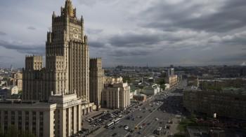 1436 - Du Ministère des Affaires Étrangères Russe : 3 communiqués : terrorisme & conflit Israël/Palestine