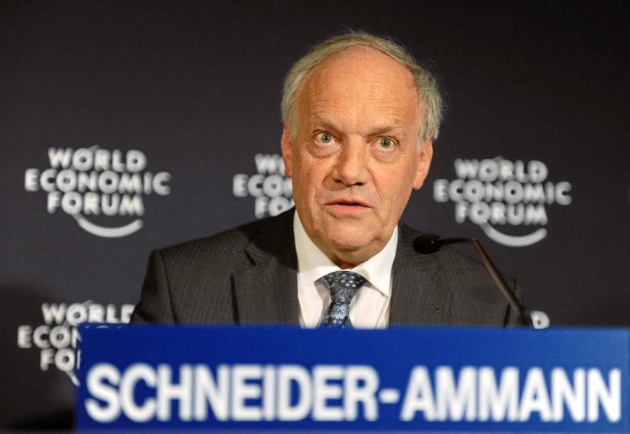 Press Conference: Schneider-Ammann
