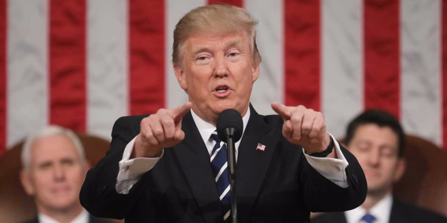 2017-03-01-donald-trump-devant-le-congres-du-reagan-dans-le-discours