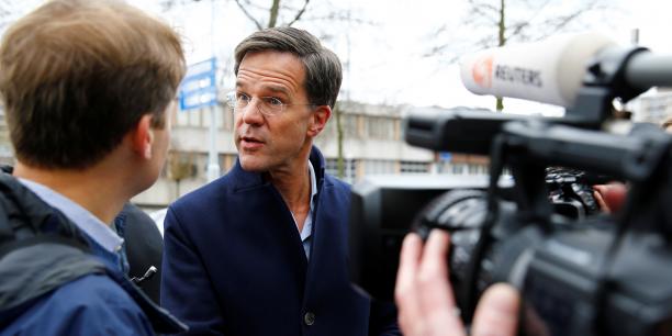 2017.03.16 la-campagne-a-commence-pour-le-premier-ministre-neerlandais-vvd-parti-liberal-democrate