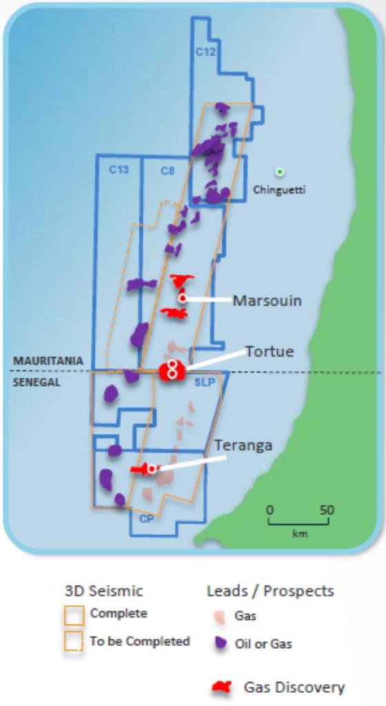 2017.03.19 gaz mauritanie kosmosnwafrica