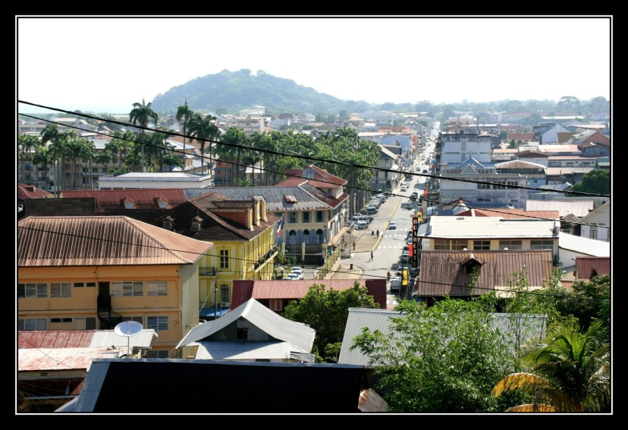 2017.03.28 Cayenne, capitale de la Guyane - Audierne PolynésieCayenne001