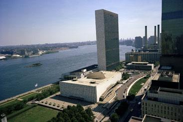 2017.04.11 ONU NY headquater