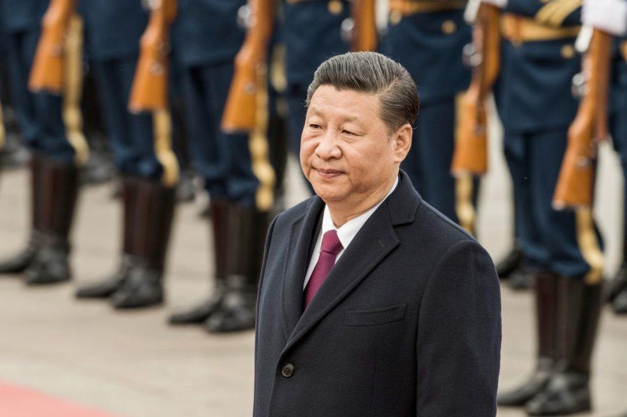 2017.04.15 Le président chinois Xi Jinping à Pékin le 10 avril 2017. Crédits - AFP PHOTO- Fred DUFOUR- chine-xi-jinping-1280x853