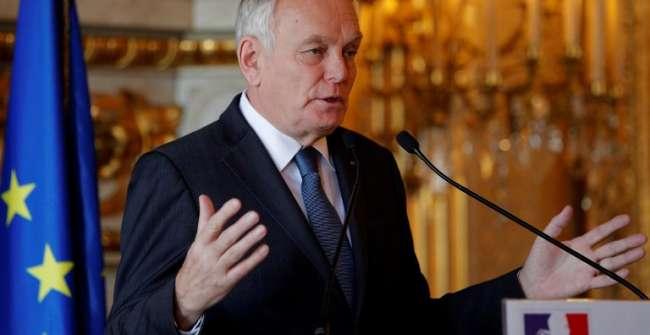 2017.05.04 ministre affaire étrangères JM Ayrault