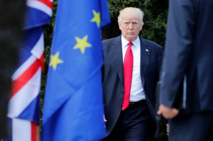 2017.05.32 1025663-le-president-americain-donald-trump-lors-du-sommet-du-g7-a-taormina-en-sicile-le-27-mai-2017