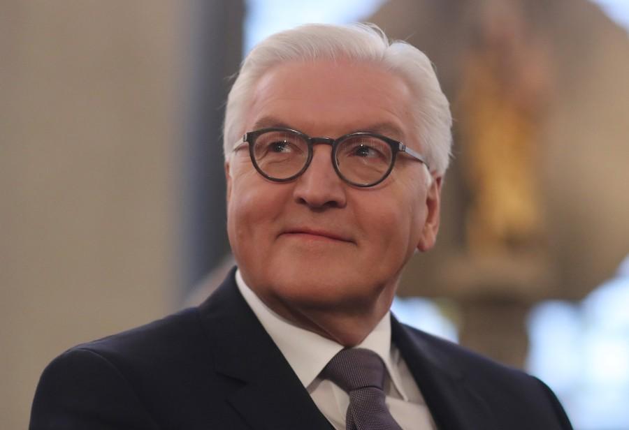 2017.06.31 Frank-Walter-Steinmeier-nouveau-president-lAllemagne-remplace-Joachim-Gauck_0_1400_957