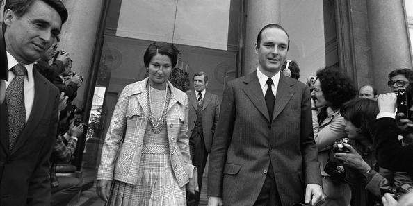 2017.06.32 En 1974, Simone Veil entre au gouvernement de Jacques Chirac. - Crédits photo AFP AFP XVM558320c4-b634-11e2-b5d2-fd08edcee464-805x403