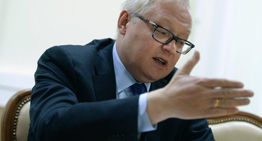 2017.07.06 Sergueï Riabkov, vice-Ministre russe des Affaires étrangères