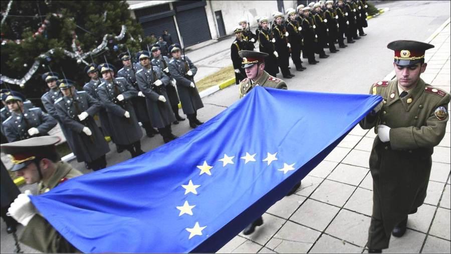 2017.08.23 L'Union européenne c'est la guerre !EUROPE-PAIX