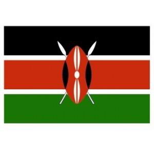 drapeau kenya autocollant-drapeau-kenya
