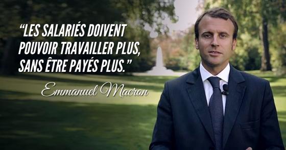 Macron une_citation