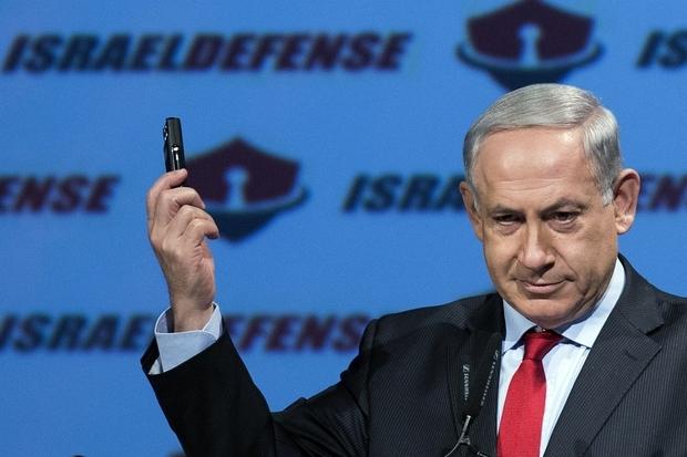 ISRAEL-CYBER-SECURITY-NETANYAHU