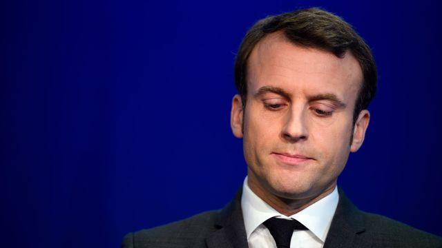 2017.09.10 Macron enfant gâtél-ex-ministre-de-l-economie-et-candidat-a-la-presidentielle-2017-emmanuel-macron-a-paris-le-19-janvier-2017_5782943