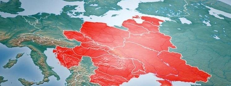 2017.09.14 le projet d'union des Etats de la Baltique à la Mer Noire « Intermarium » projet alternatif se substituant à l'Union Européenne défaillante et l'OTAN ..miedzymorze-746x2