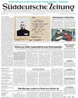 2017.09.15 Suddeutsche-Zeitung
