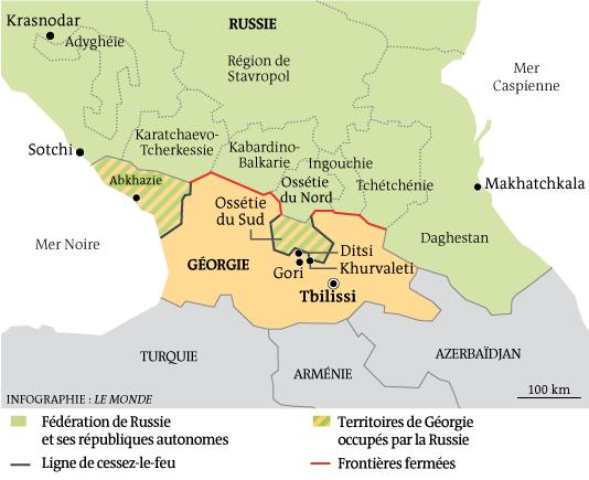 georgie ossetie ;;; 3504082_5_0b05_la-georgie-et-ses-provinces-separatistes_8940e8a7b9cc033b6c19cde6660afacf