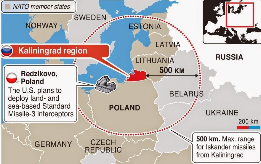 Kaliningrad region Carte 2