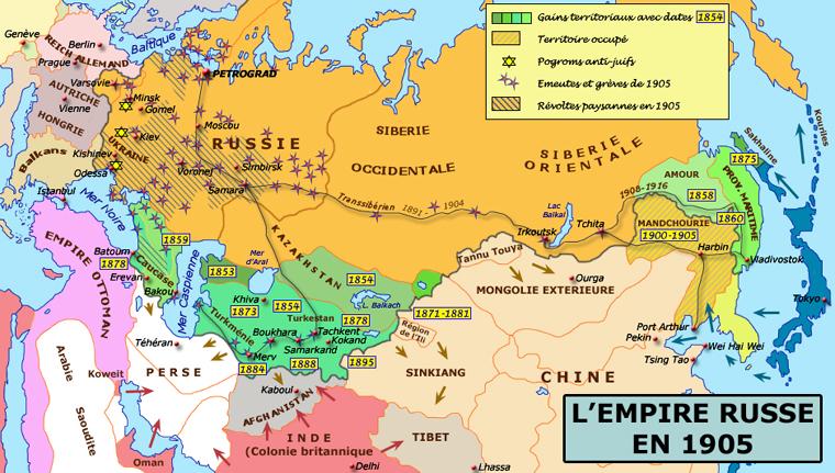 2017.10.04 russie 1905 EU1900RUSSICARTE001