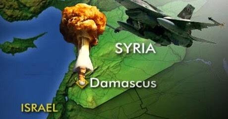 La Syrie se trouve sur la plus colossale plaque de réserve de gaz du monde, d'où la guerre ! - VIVE LA RÉVOLUTIONProfecía de la destrucción de damasco