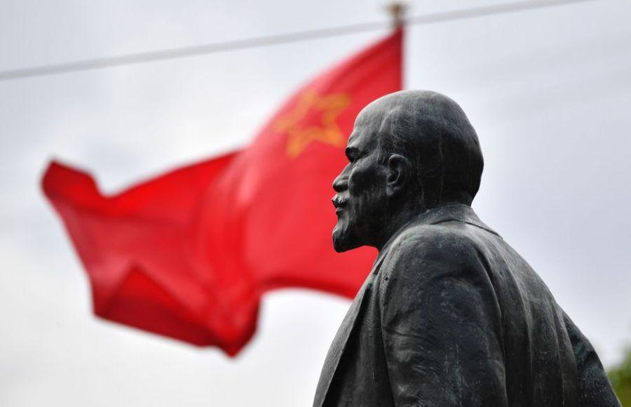 Le 100e anniversaire de la révolution russe image