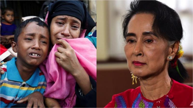 Massacres Aung San Suu Kyi
