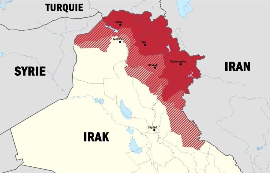 ulyces-iraqikurd-01Massoud Barzani, le président du Gouvernement régional du Kurdistan (GRK) irakien