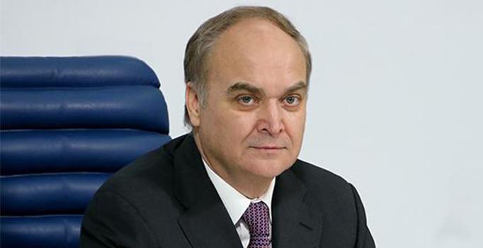 Anatoli Antonov,Le nouvel ambassadeur de Russie aux Etats-Unis, Anatoli Antonov rus