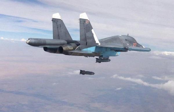 ARMEE AVION RUSSEsu34-20151130