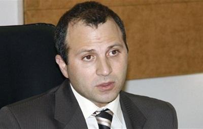 BASSIL Le ministre des Affaires étrangères, Gebran Bassil Bassil2