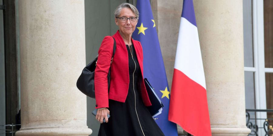 BORNE Elisabeth Borne Le-plan-pour-les-transports-de-la-ministre-Elisabeth-Bornela ministre des Transports, Elisabeth Borne