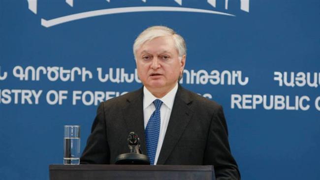 le Ministre arménien des Affaires étrangères Edouard Nalbandian .b81bbe4e-3962-43ab-8b45-0ff7ab39c56a