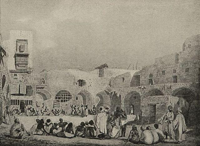 marché aux esclaves Slave_Market._c.1830_