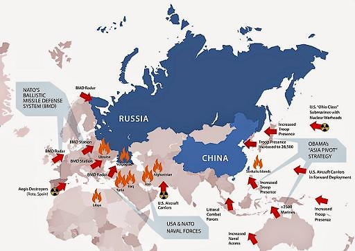 Monde Otan 2016.10.23 Plus-que-jamais-lOTAN-encercel-la-Russie-et-la-Chine...
