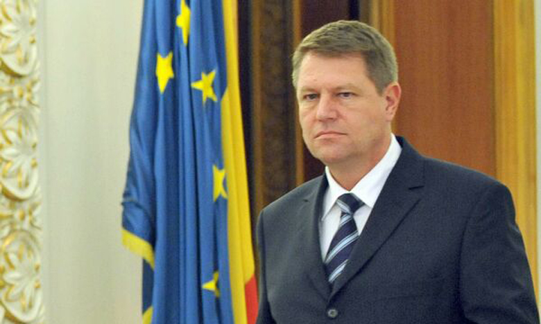 ROUMANIE Klaus-Werner-Iohannis-president-Roumanie