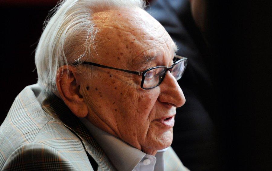 Egon Bahr gestorben