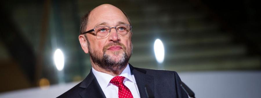 ALLEMAGNE Martin Schulz, président du SPD,11694259