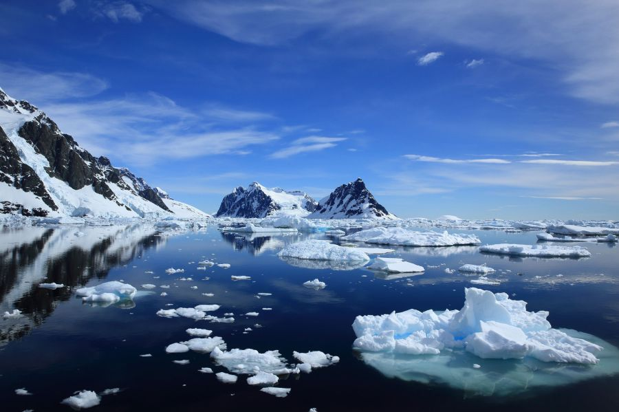 ANTARCTIQUE PAYSAGES Paysage-Antarctique