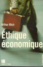 Arthur Rich l_éthique économique d_Arthur Rich1364509_4606264