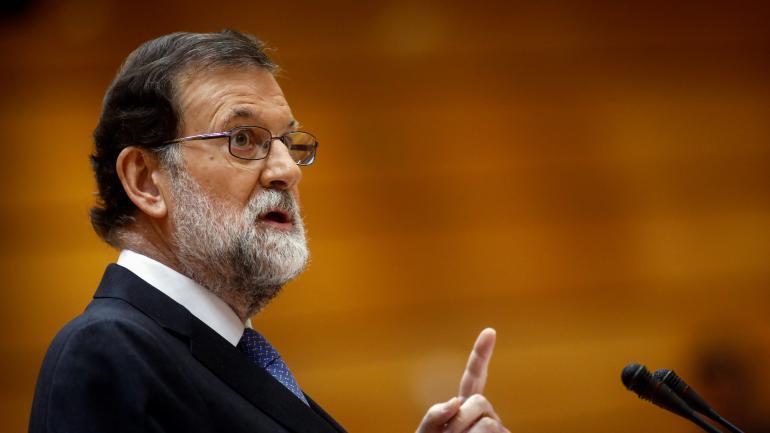 CATALOGNE Mariano Rajoy13609659