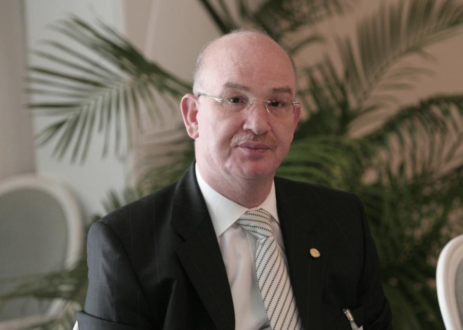 Chergui Smail Cherguile Commissaire de l'Union africaine à la paix et à la sécurité Smail Chergui