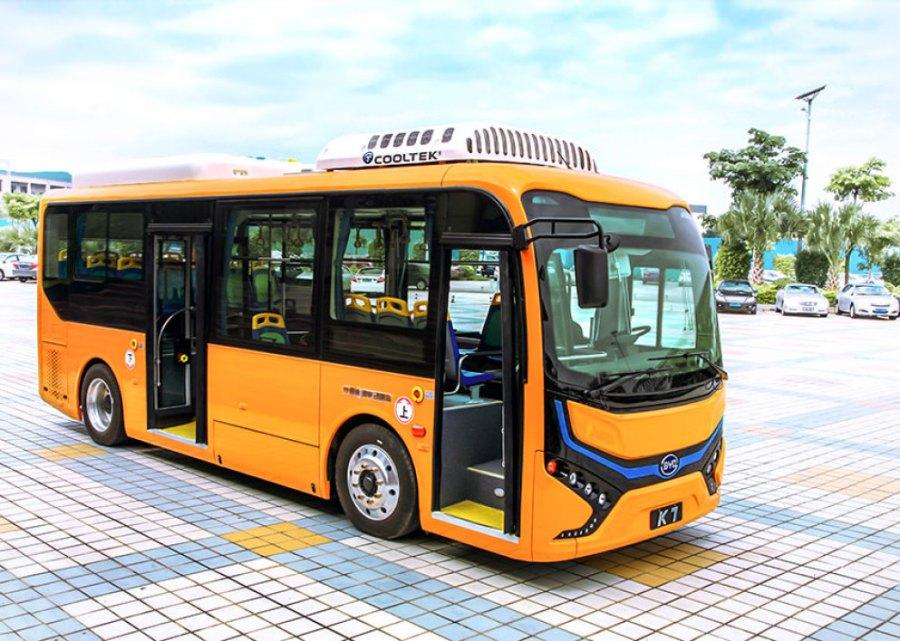 CHINE BYD-Bus-électriques-2017-2