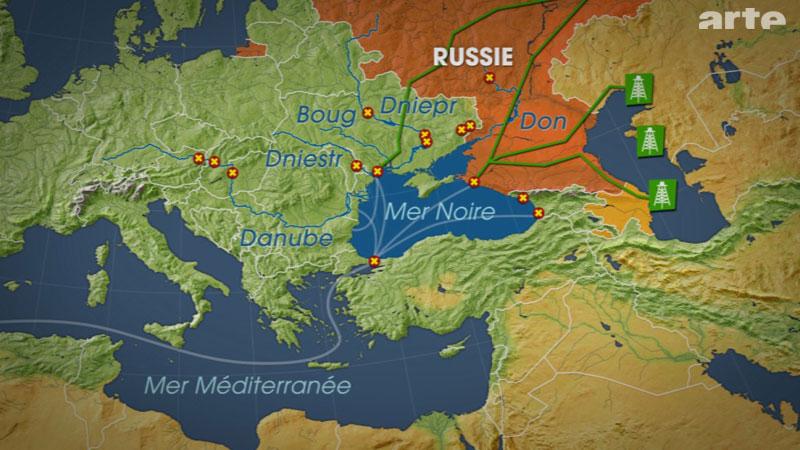 CRIMEE UKRAINE MER NOIRE ET MEDITERRANEE 2083606